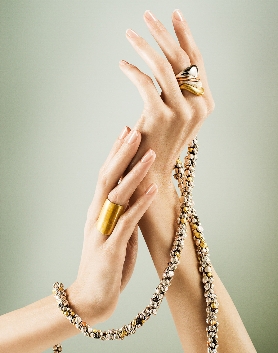 Jewelry Advertising Photography